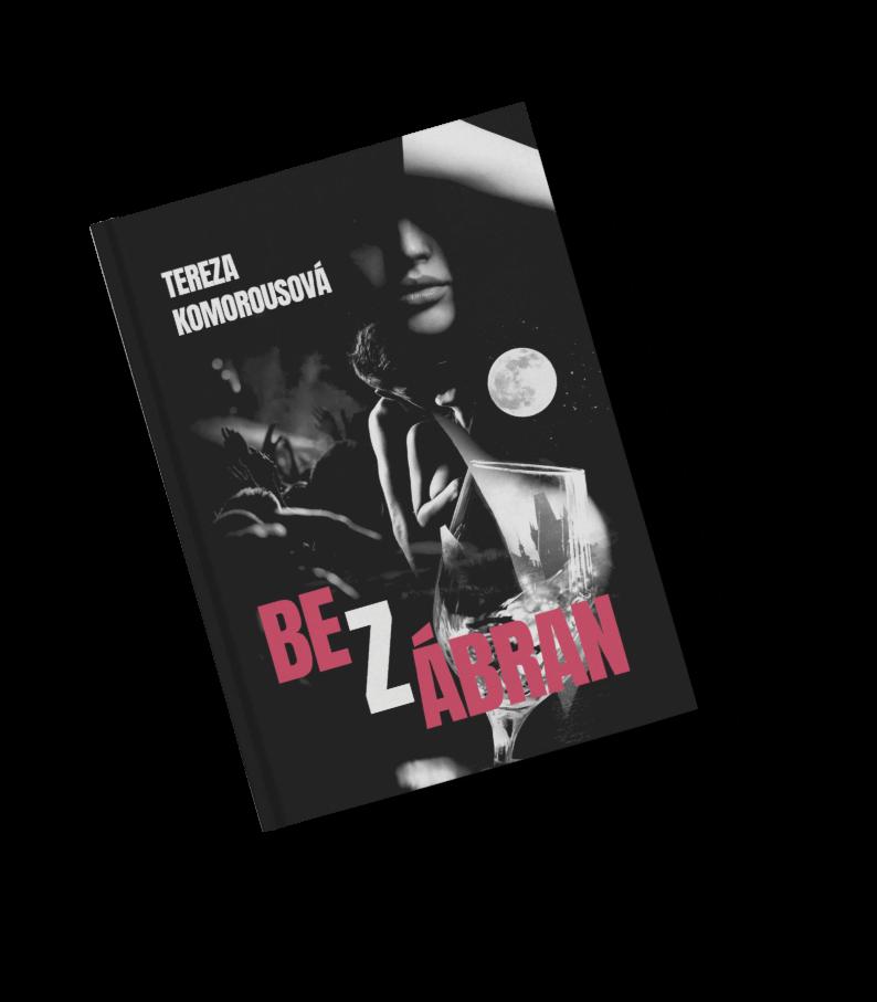 Kniha Bez zábran od Terezy Komorousové