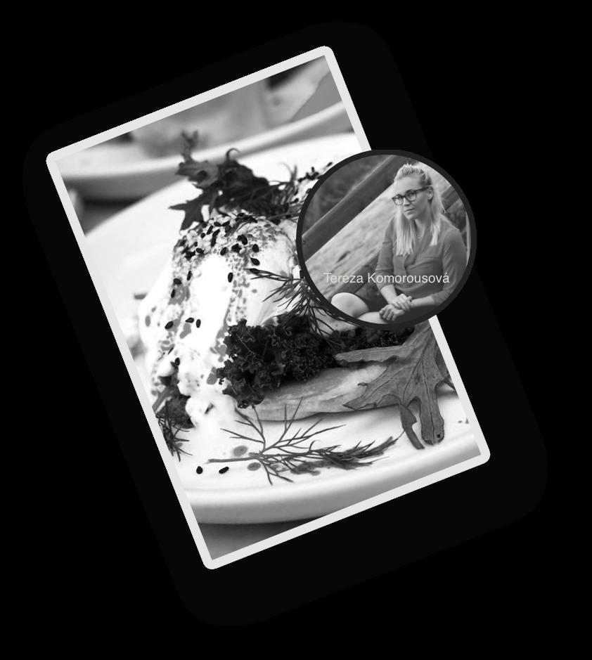 Články o vaření od Terezy Komorousové